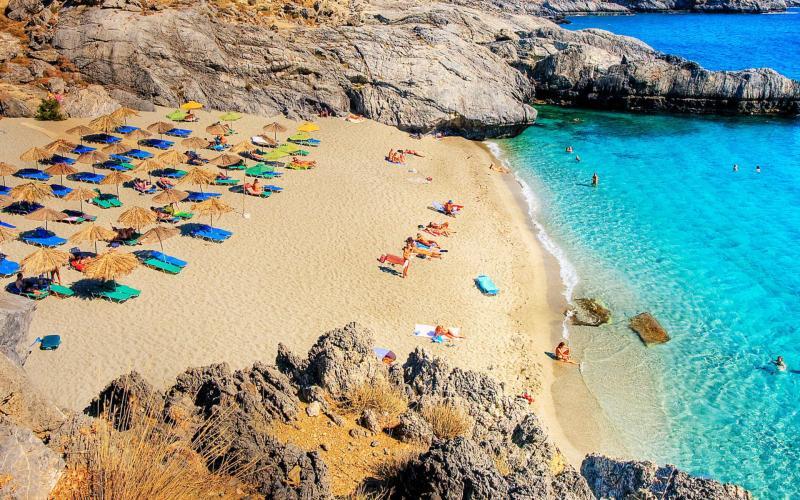 Creta ad Agosto con Volotea Partenza da Napoli