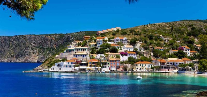 Grecia Cefalonia Con Volo Estate 2016