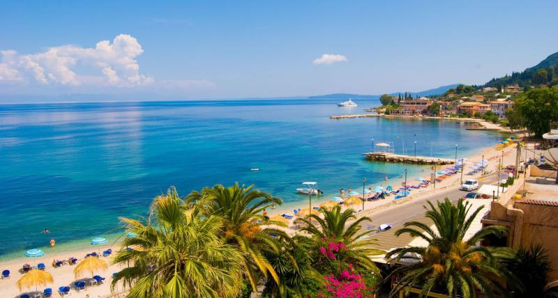 Grecia Corfù Con Volo da Bari e Napoli Estate 2016