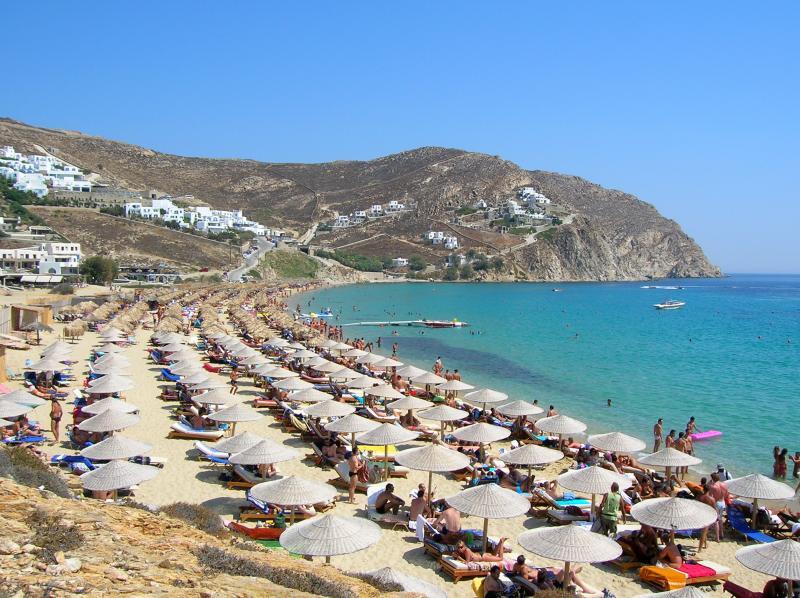 Grecia Mykonos Volo da Napoli Luglio e Agosto