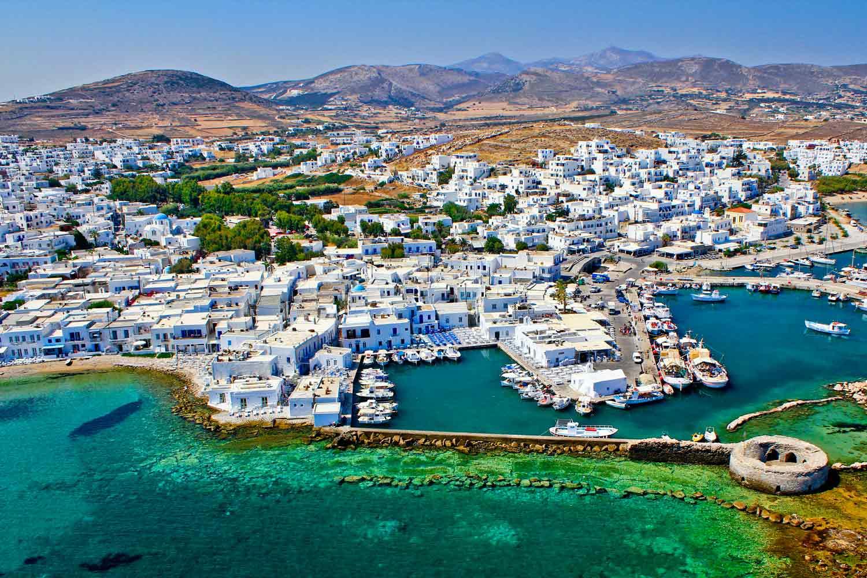 Grecia Santorini e Paros Volo da Napoli 7 Notti