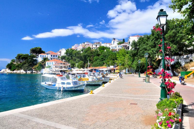 Grecia Skiathos Volo da Napoli Estate 2016