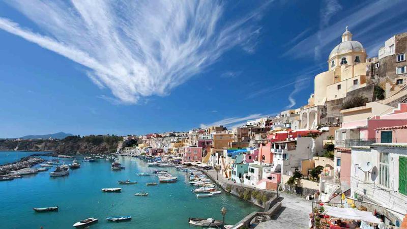 Ischia Terme e Benessere Hotel La Palma e Fortino