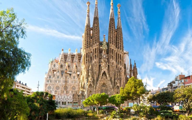 Pasqua a Barcellona dal 25 al 28 Marzo Volo Incluso Partenza da Napoli